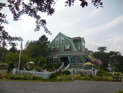 The Rockmere Lodge is a cozy Bed & Breakfast located in Ogunquit Maine