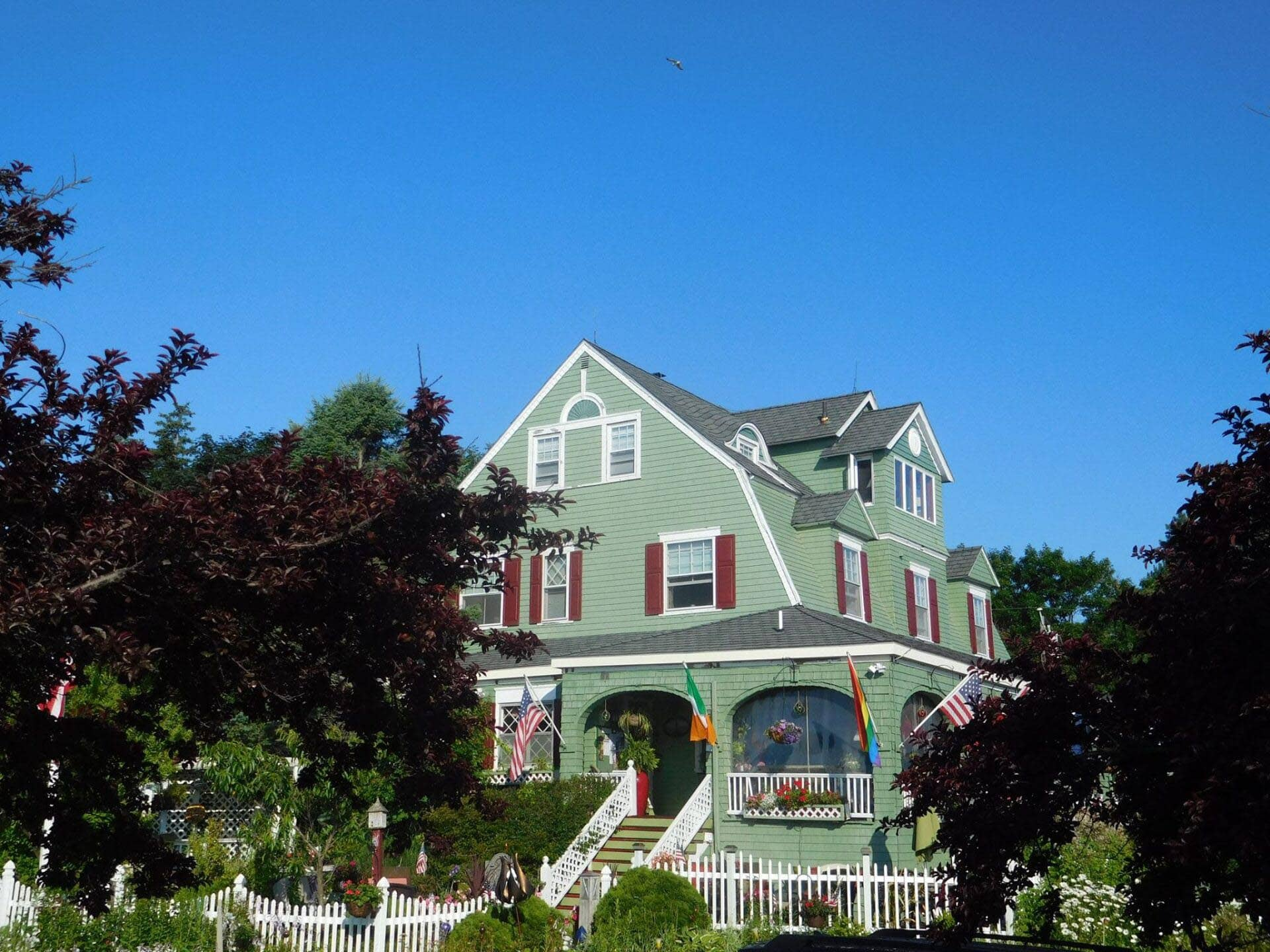 Oceanfront B&B in Ogunquit Maine