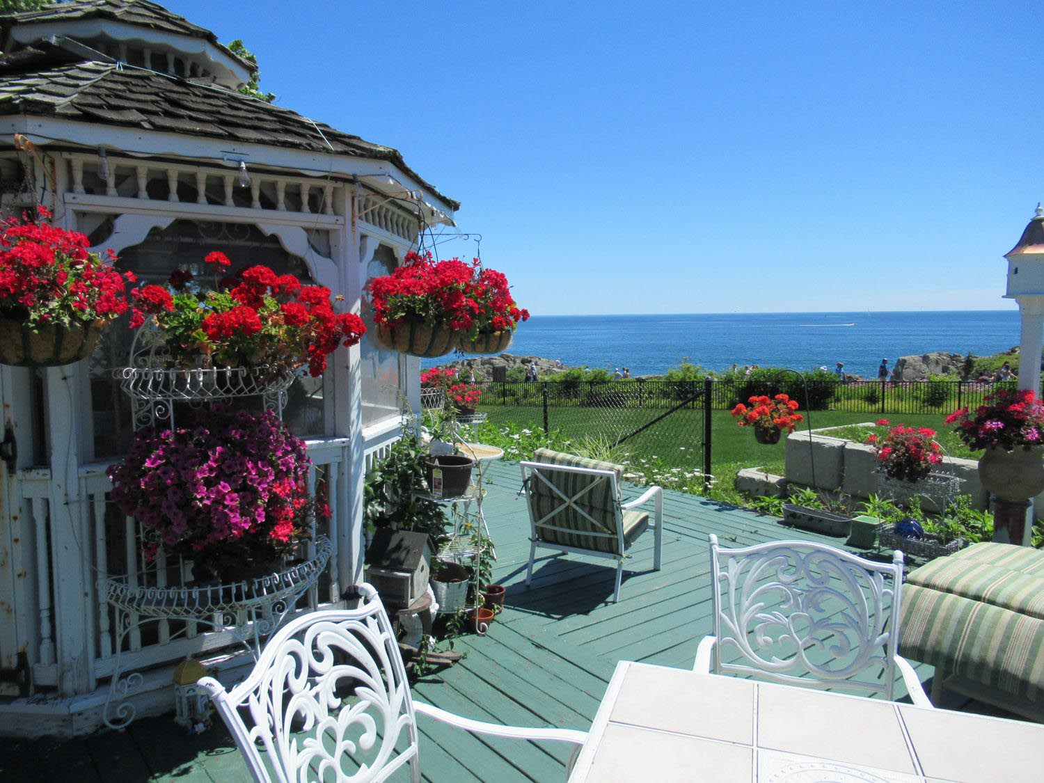 Oceanfront Bed & Breakfast in Ogunquit Maine